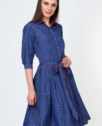 Выкройка платья № 112 арт. ВКК-2-6-В00002