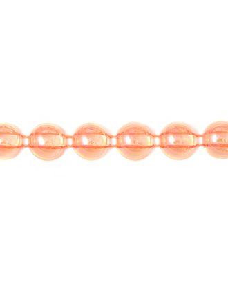 Тесьма жемчуг полубусы ш.1 см арт. БПБ-100-9-6177.009
