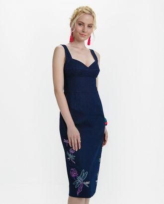 Выкройка платья № 114 арт. ВКК-4-1-В00004