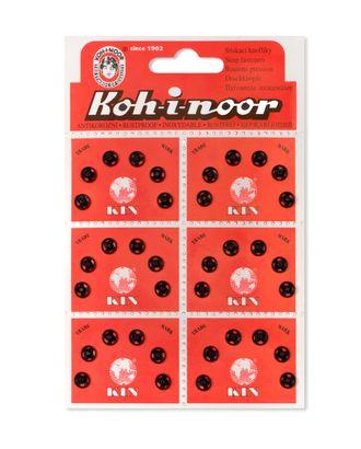 Кнопки KOH-I-NOOR №0 (д.6мм) арт. КНП-14-1-18138