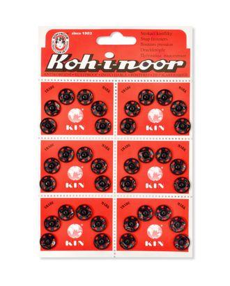 Кнопки KOH-I-NOOR №2 (д.9мм) арт. КНП-11-1-18144