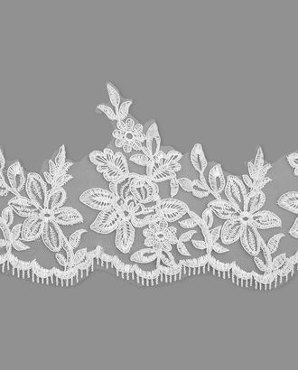Кружево декоративное ш.18 см арт. КРО-113-1-18539