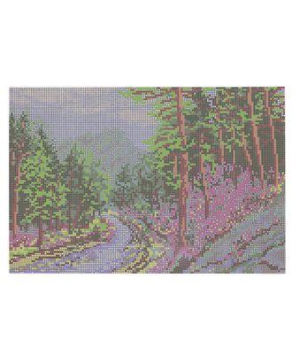 """Рисунок на ткани """"Пейзаж"""" арт. ВТ-86-1-18652"""