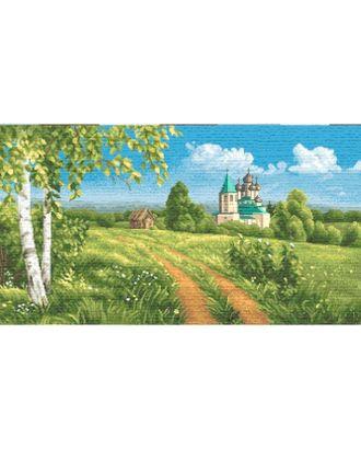 Село Воскресенское (купон гобеленовый) арт. КГ-22-1-1614.014