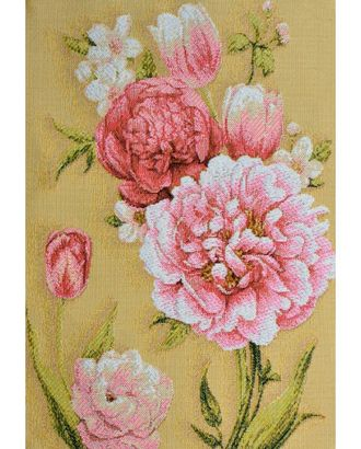 Бутоны пион (купон гобеленовый) арт. КГ-11-1-1614.003