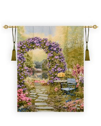 Сад цветов (гобеленовое панно) арт. СИП-6-1-1609.004