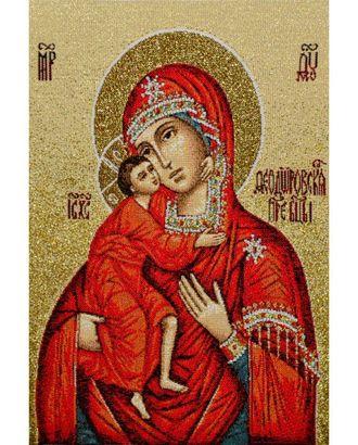 Икона Богородица Феодоровская (купон гобеленовый) арт. КГ-15-1-1614.007