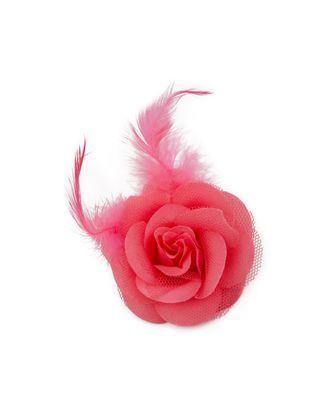 Цветок-брошь д.6 см арт. ЦБ-20-1-30339