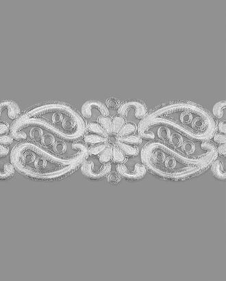 Кружево декоративное ш.10 см арт. КРО-115-1-18553