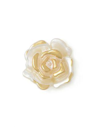 Цветок пластик д.2,9 см арт. ЦЦ-92-1-13292