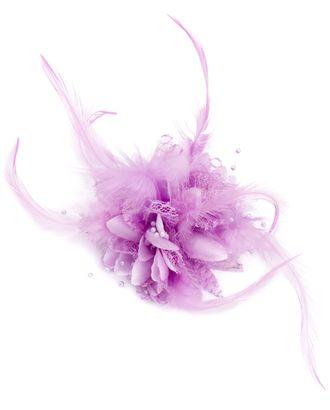 Цветок-брошь д.10 см арт. ЦБ-35-1-30348