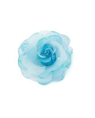 Цветок-брошь д.8 см арт. ЦБ-34-1-30338
