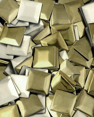 Стразы термо металл р.1,5х1,5 см арт. СТМ-26-2-30502.002