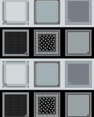 Ситец платочный арт. СП-276-1-0875.090