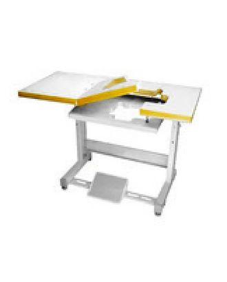 Стол для оверлока с утопленной столешницей арт. КНИТ-358-1-КНИТ00310037