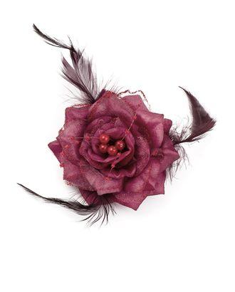 Цветок-брошь д.10 см арт. ЦБ-24-1-30373