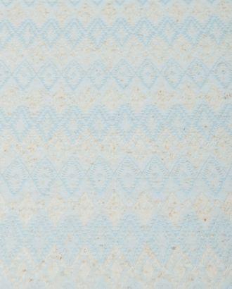 Трикотаж-лен жаккард Ромб арт. ТВП-28-2-20241.002