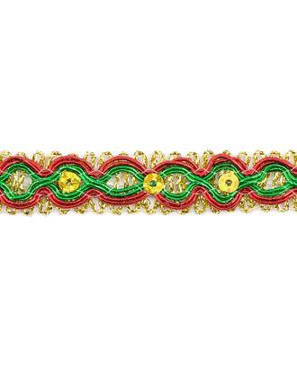 Тесьма декоративная ш.1,4 см арт. ТМ-310-1-31527