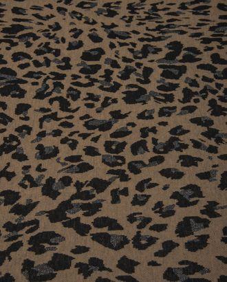 """Джерси жаккард """"Леопард"""" арт. ТДЖ-68-1-20428.002"""