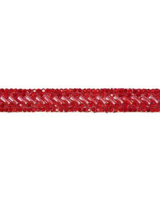 Тесьма термо стразы ш.1 см арт. ТТ-72-2-31781.002