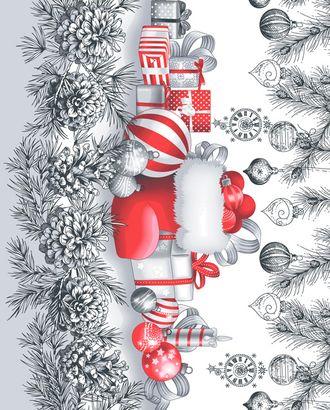 Семейные традиции (Полотно вафельное 50 см) арт. ПВ50-183-2-0007.066