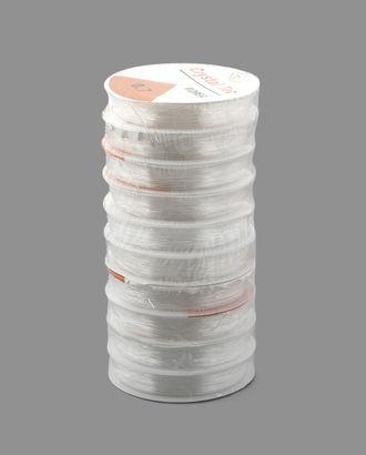 Нить  эластичная д.0,7 мм (для бисера) арт. ТЛМ-11-1-30710