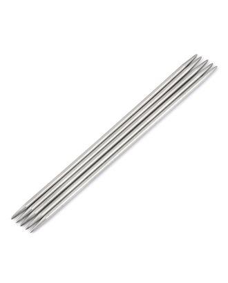 Спицы чулочные д.4,5 мм (металл) арт. ИВЗ-135-1-31355