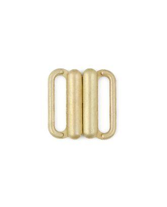 Застежка д/купальника металл ш.1,5 см арт. БФЗ-6-1-31901