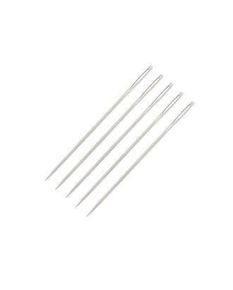 Набор игл для шитья №10 арт. ИРЧ-4-1-18508