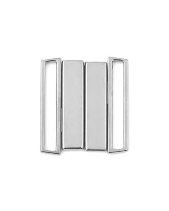 Застежка д/купальника металл ш.2,5 см арт. БФЗ-14-1-32580.001