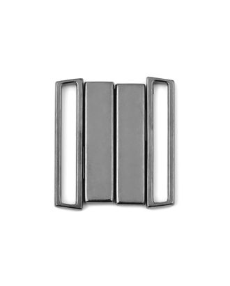 Застежка д/купальника металл ш.2,5 см арт. БФЗ-14-2-32580.002