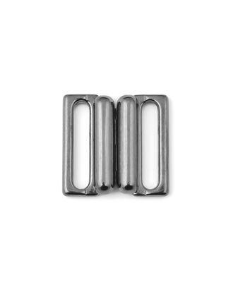 Застежка д/купальника металл ш.1,5 см арт. БФЗ-16-2-32581.002