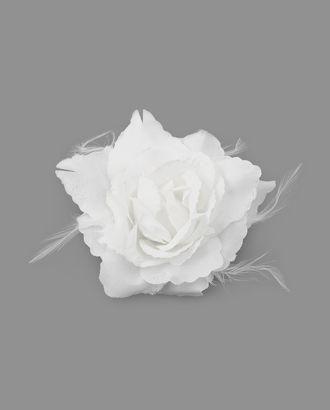 Цветок-брошь д.11 см арт. ЦБ-52-1-32786.001