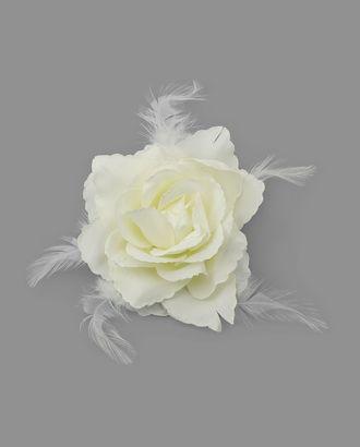 Цветок-брошь д.11 см арт. ЦБ-52-2-32786.002
