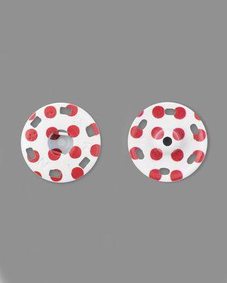 Кнопки KOH-I-HOOR №8 (д.20,9мм) арт. КНД-18-1-32456