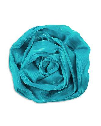 Цветок органза д.12 см арт. ЦП-9-3-5946.010
