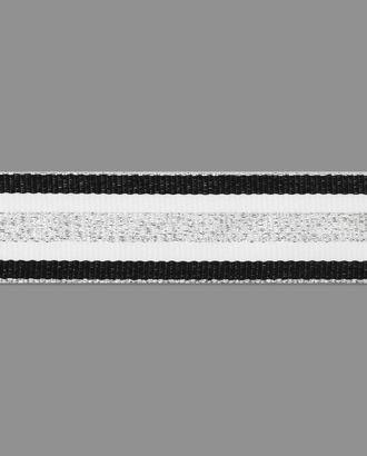 Лента лампас ш.2,5 см арт. ЛТОТ-79-1-34837