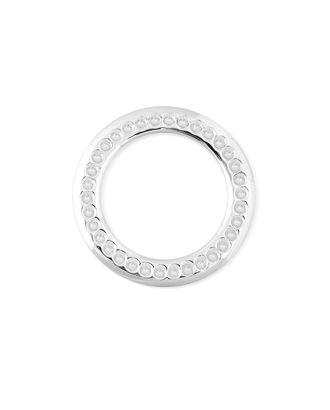 Кольцо металл д.4,5 см арт. ДЭМП-49-1-35225