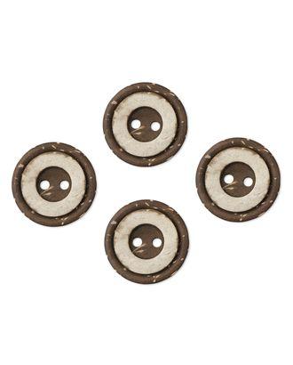 Пуговицы 32L (кокос) арт. ПК-107-1-35429