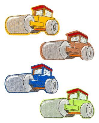 Набор аппликаций термо р.4,5х8 см арт. АНД-97-1-37166