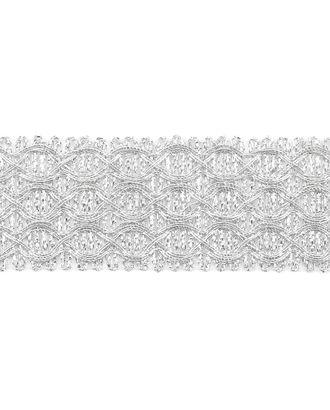 Тесьма декоративная ш.3,5 см арт. ТМ-4940-1-37297.001