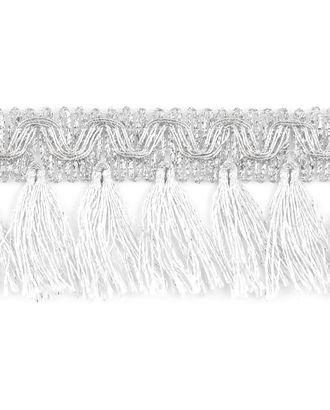 Бахрома металлизированная ш.4,5 см арт. БДМ-21-1-37314.001
