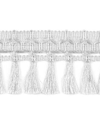 Бахрома металлизированная ш.7,5 см арт. БДМ-15-1-37317.001