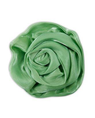 Цветок органза д.12 см арт. ЦП-9-1-5946.008