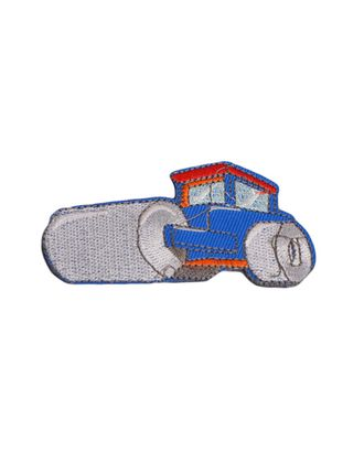 Аппликация термо р.4х8 см арт. АДМА-24-3-10027.003