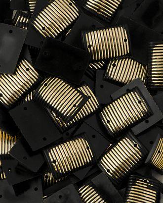 Декоративный элемент р.1,3х1,8 см арт. ДФП-33-4-8501.003