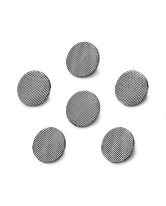 Пуговицы 16L (под металл) арт. ПУМ-369-5-15855.006