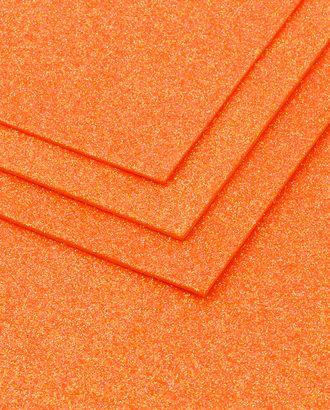 Глиттерный фоамиран в листах арт. ТФМ-23-3-31994.003