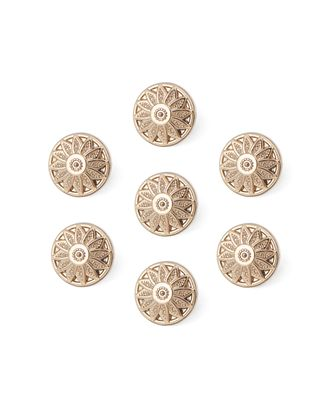 Пуговицы 15L (металл) арт. ПМ-362-3-35113.003