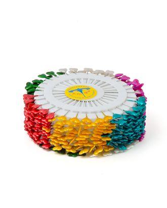 Булавки с цветными головками арт. БД-313-1-18004